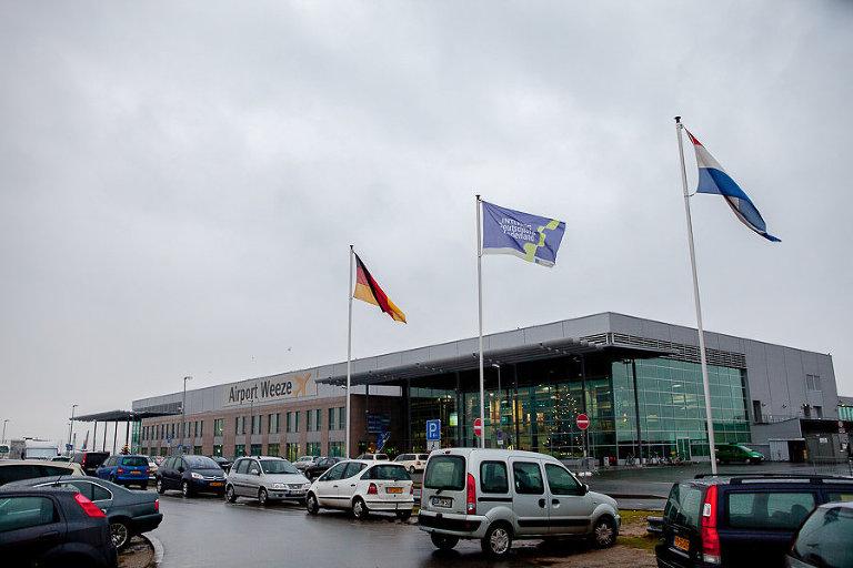 Veranstaltung Interrreg Flughafen Weeze