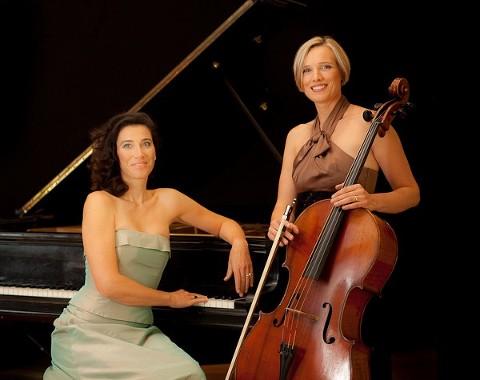 Duo PianCella - fotografiert von Portraitfotograf Axel Breuer