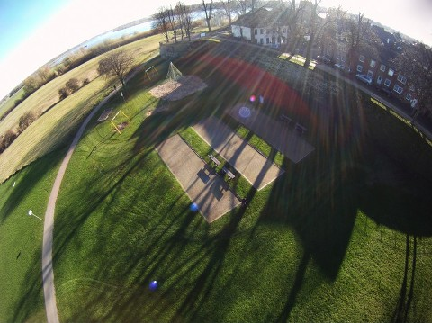 Luftaufnahmen - Imagefotografie