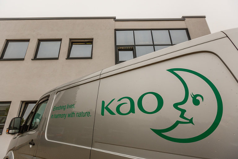 Kao Chemicals - Besuch des CEO