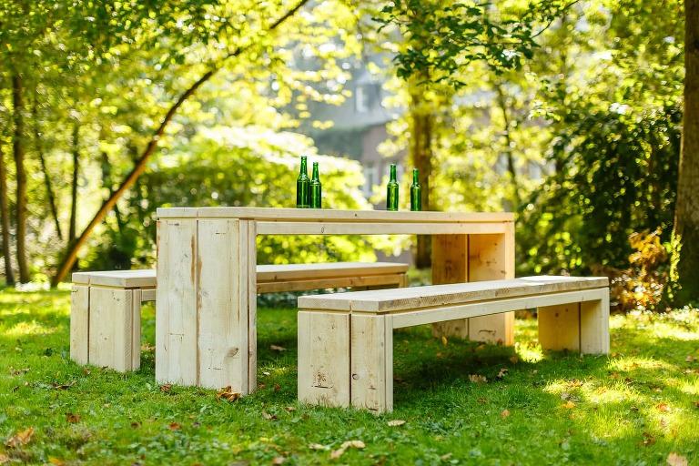 Hochwertige Gartenmöbel fotografiert durch Imagefotograf Axel Breuer