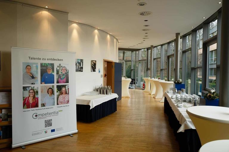 Fotoausstellung Competentia NRW