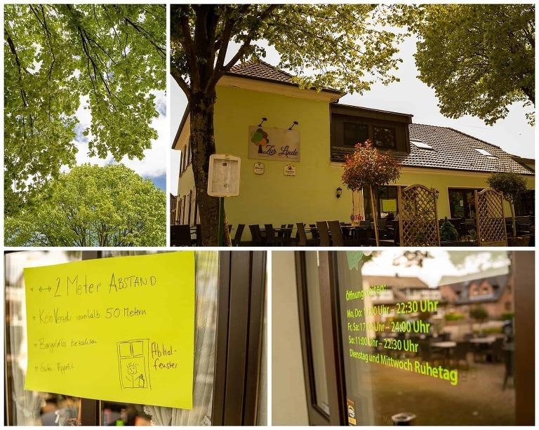 Gaststätte Zur Linde in Rees-Esserden